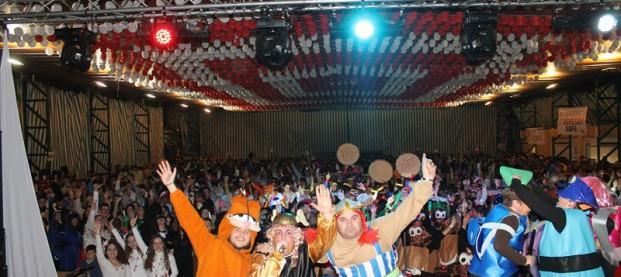 Carnaval Baena 2016 – Musicalia Eventos